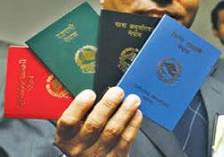 Department Of Passport