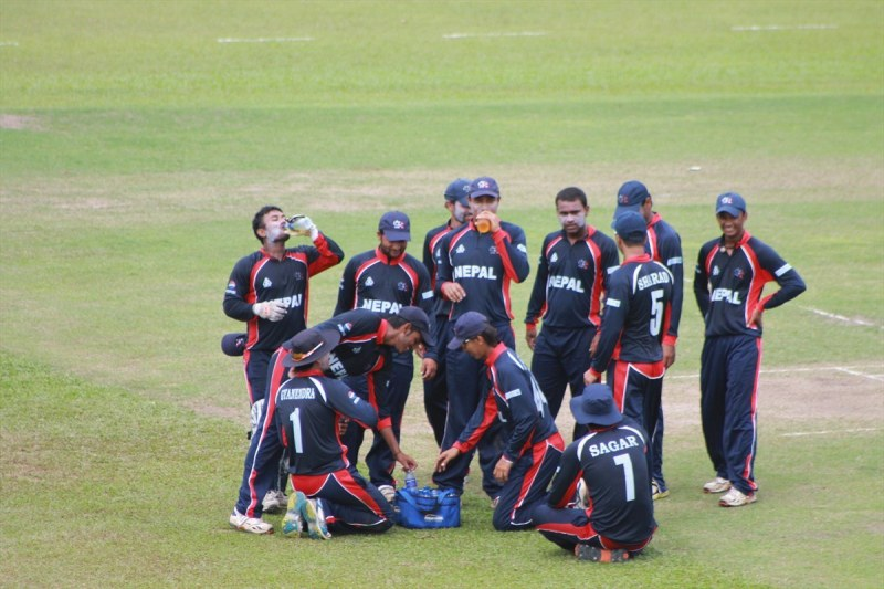Scotland toiled Nepal in ICC World Cup Qualifiers