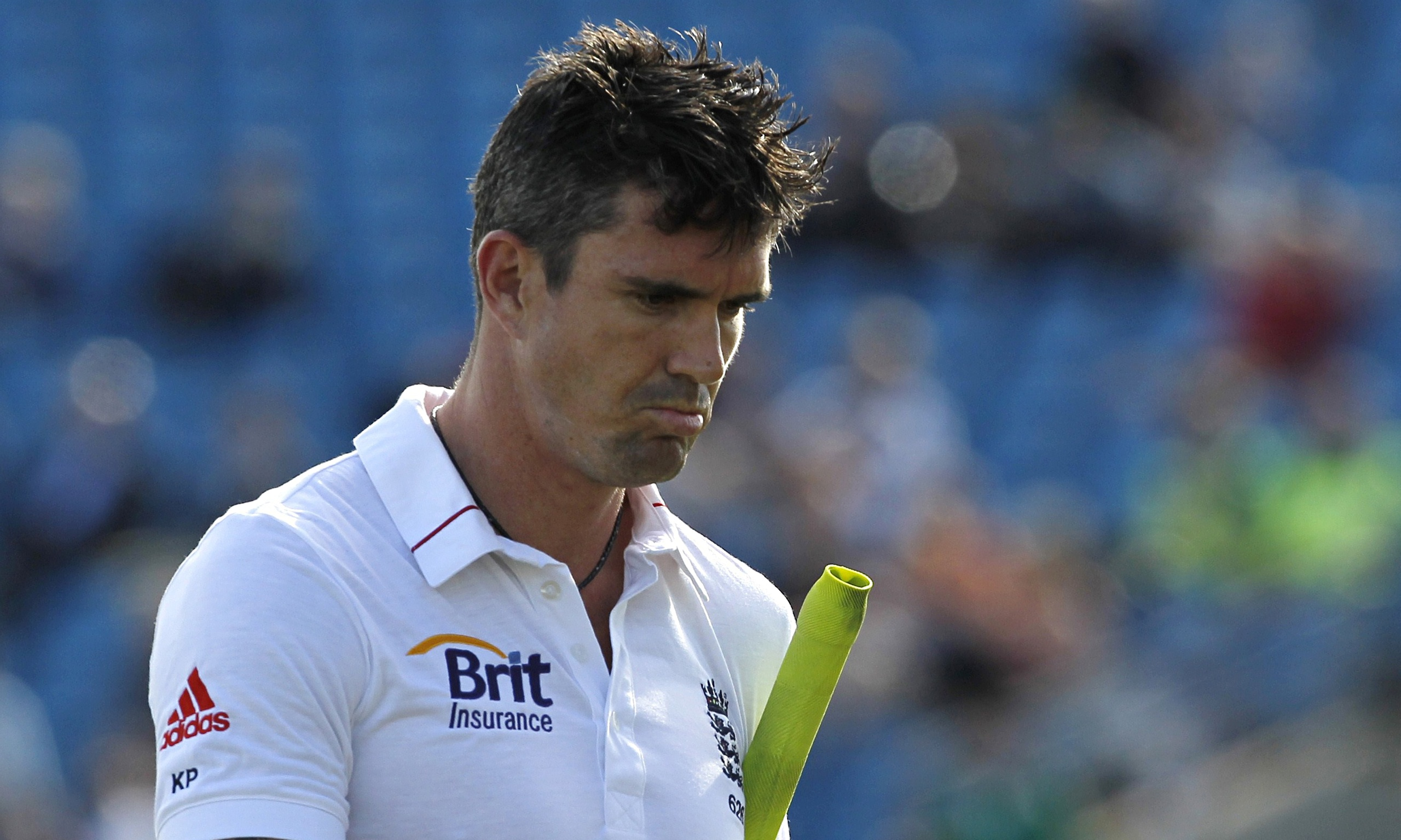 Maverick Kevin Pietersen goes out with a whimper
