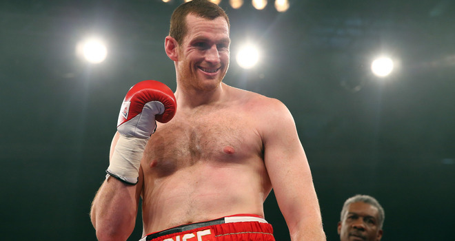 David Price recovers from first-round knockdown to defeat Ondrej Pala in Denmark