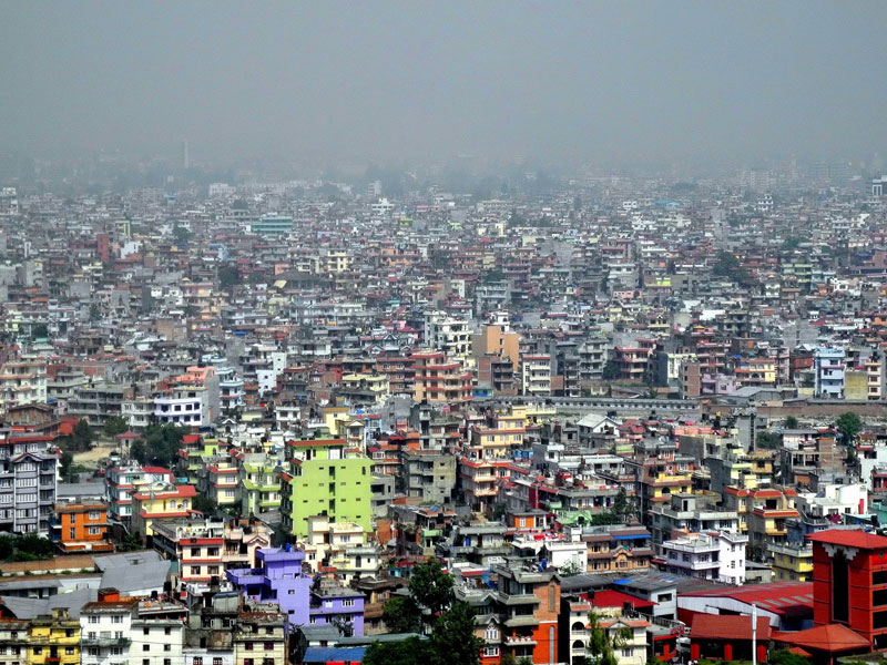 How to survive arriving into Kathmandu, Nepal for the first time