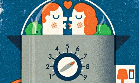 This column will change your life: the best dating advice? Wait and see