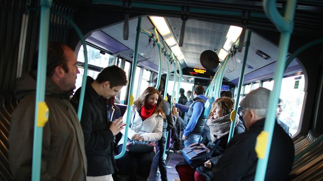 Can A Man And A Woman Be 'Just Passengers On The Same Bus'?