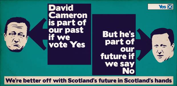 Scottish independence: David Cameron is becoming the 'George Bush of Britain'
