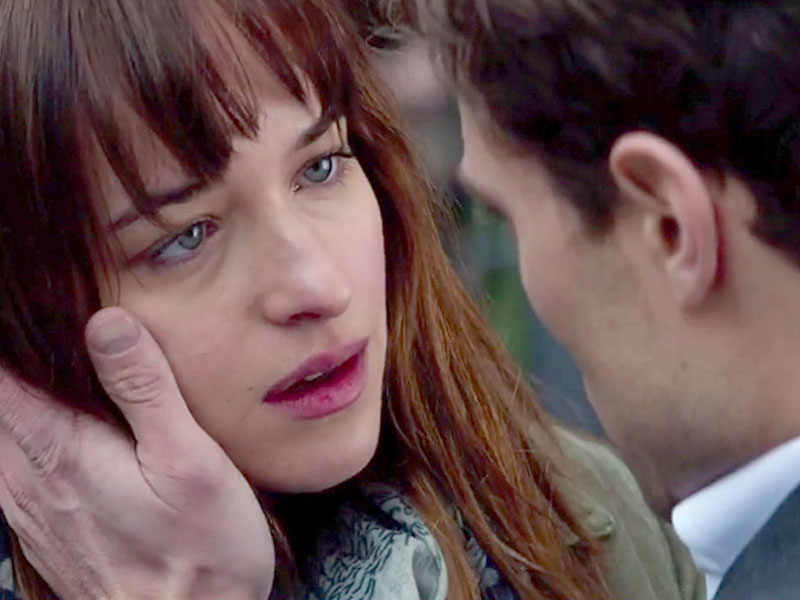 WATCH: Fifty Shades of Grey's second steamy trailer is out