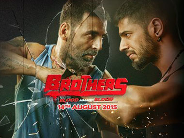 Brothers review: Akshay Kumar is hot but with Sidharth Malhotra, Jackie Shroff this film is a hot mess