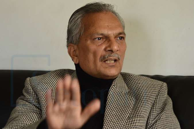 Baburam Bhattarai quits party