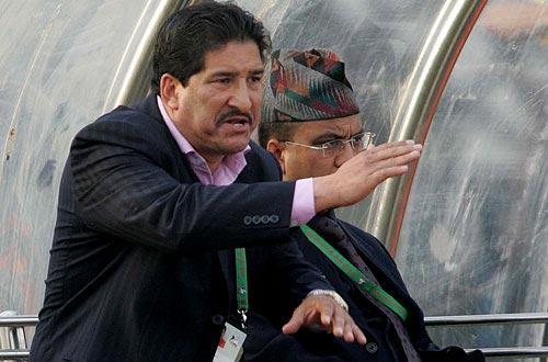 FIFA bans ANFA president Ganesh Thapa for 10 years