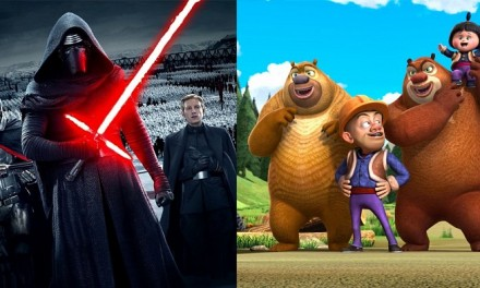 Star Wars 7 Beat in China by Low-Budget Cartoon Bears