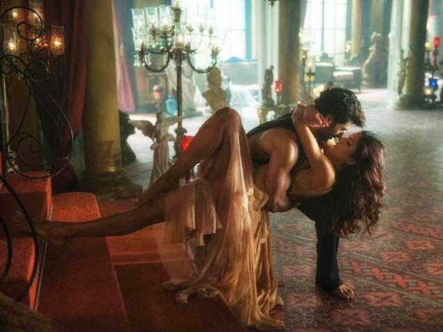 Fitoor — Tabu holds the viewer in her grasp