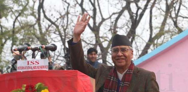 Sher Bahadur Deuba elected Nepali Congress president