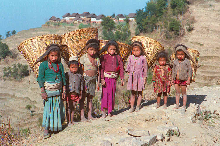Nepalese People & Lifestyle