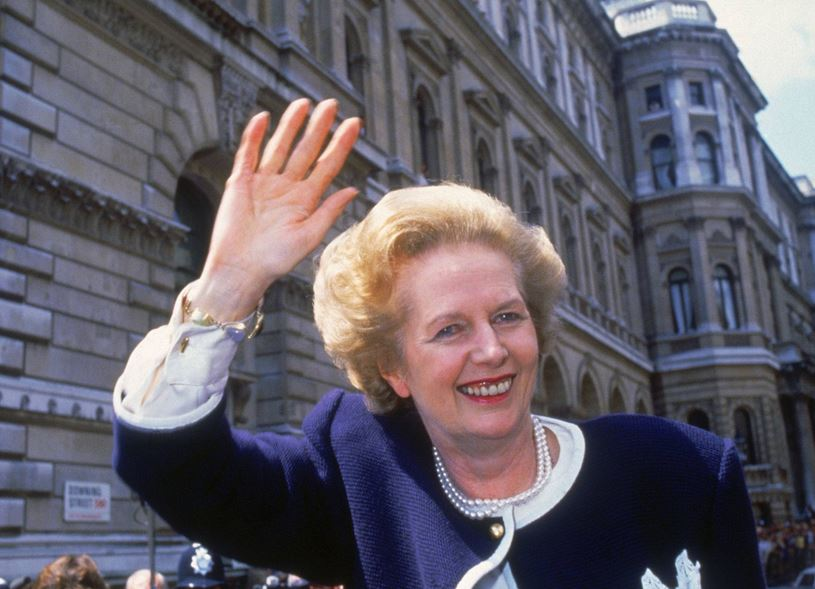 Hilary Mantel turns to Lady Thatcher as inspiration for next book