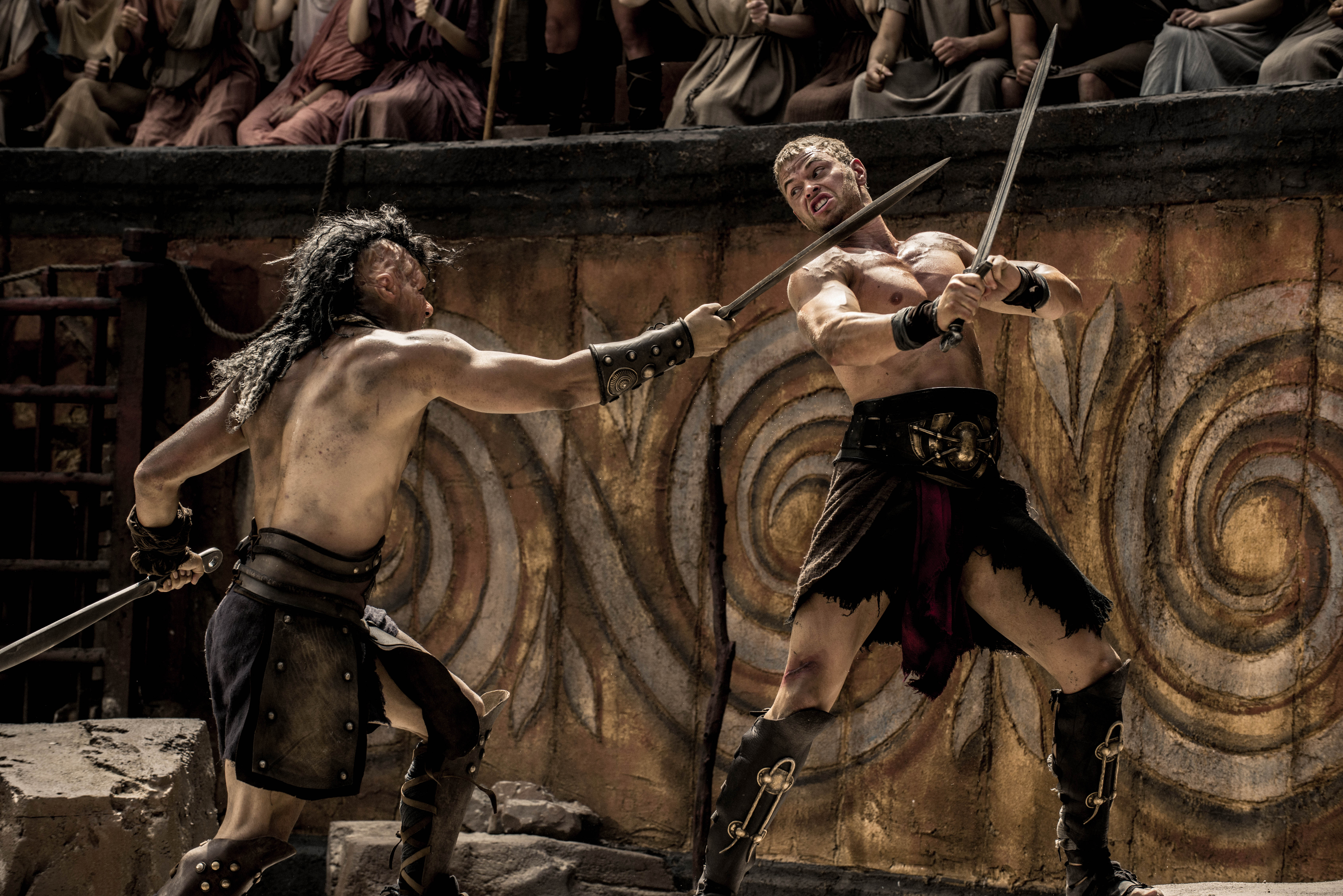 Exclusive 'The Legend Of Hercules' Photos: Kellan Lutz Is A Man And A God