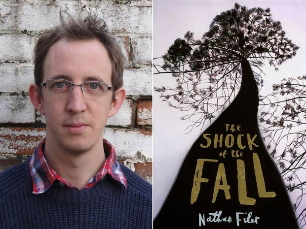 Mental health nurse Nathan Filer wins Costa first novel prize with The Shock of the Fall