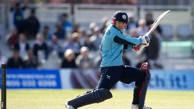 Scotland, UAE grab final 2015 World Cup berths