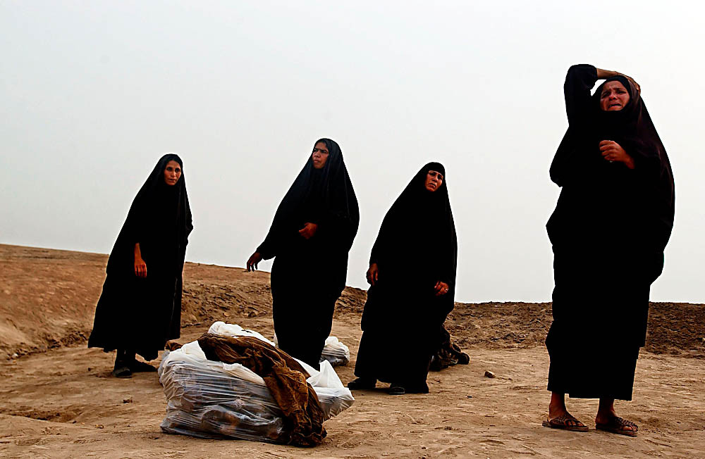Thousands of women illegally held in Iraq: NGO