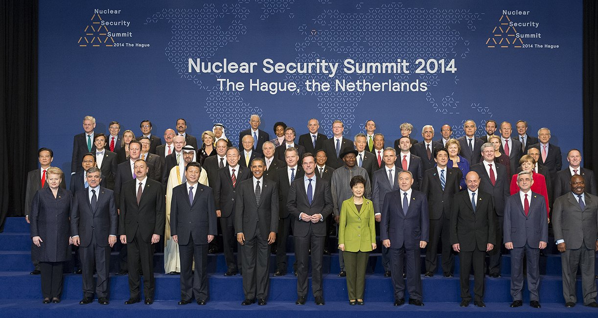 Nuclear Security Summit made the world leaders play war games