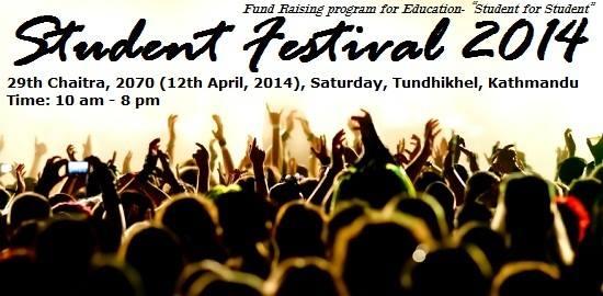 Student Festival 2014
