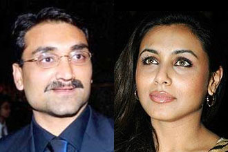 Rani Mukerji-Aditya Chopra love story: best moments from the fairytale romance