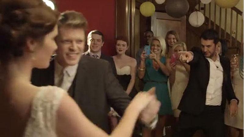 Luke Bryan: Party Crasher?