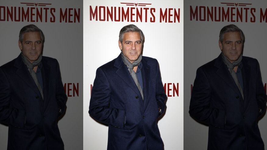 Report: George Clooney is engaged