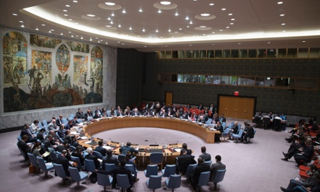 Ukraine crisis: UN holds emergency security council meeting