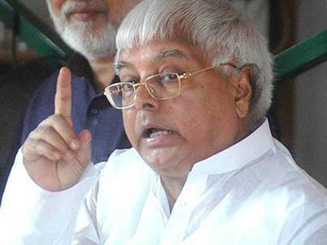 The return of Lalu Yadav