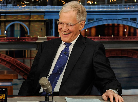 David Letterman Announce His Retirement From the Late Show Now!