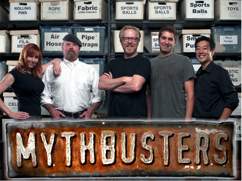 Mythbusters – Do Try This At Home