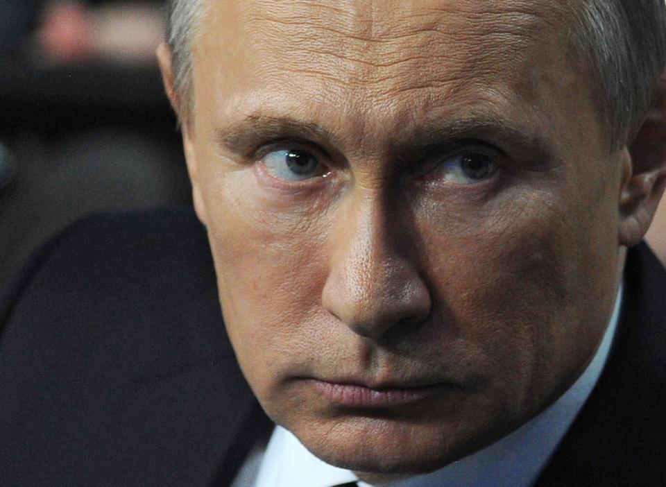Putin Stops Talks With White House