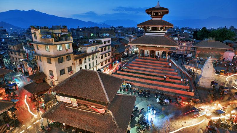 Know Kathmandu
