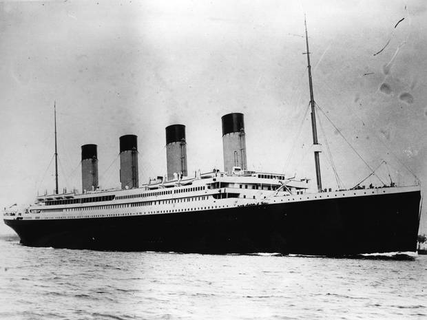 From the sinking of the Titanic to the horrors of the Second World War, history is being brought to life on Twitter in real time