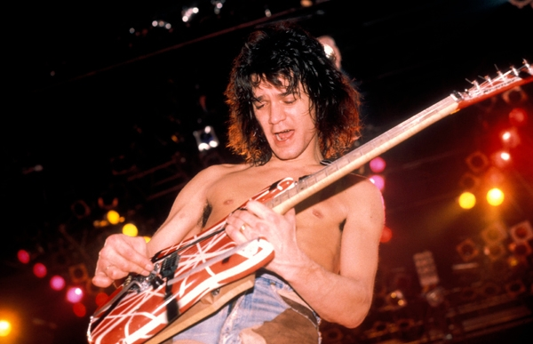 The Best Eddie Van Halen Guitar Solos