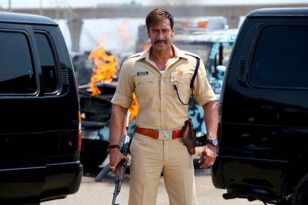 Film Review | Singham Returns