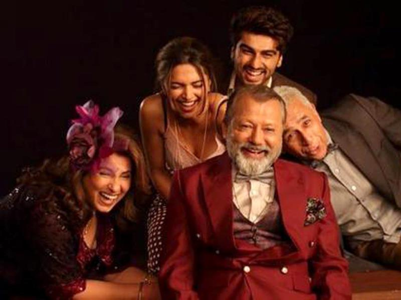 Movie review: Finding Fanny is a delightful take on life and love