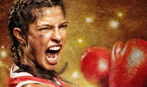 Mary Kom is a must must watch if you are a sports lover
