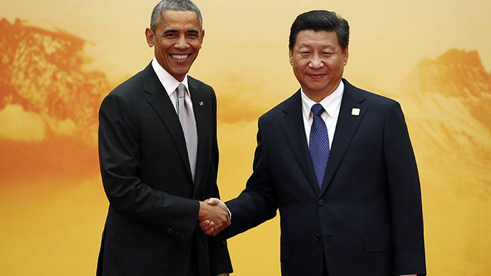 Going green: Beijing, Washington strike landmark climate change deal