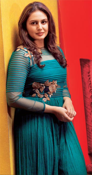 Size zero? It's for mannequins: Huma Qureshi