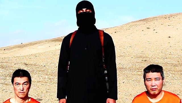 Islamic State claims beheading of second Japanese captive