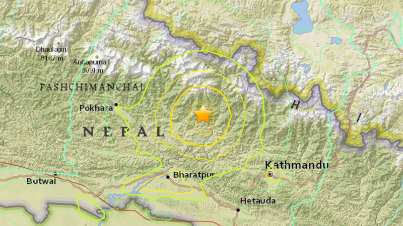 How technology is saving lives and bringing help to Nepal