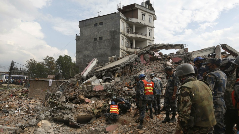 A Scientific Analysis of the Nepal Earthquake