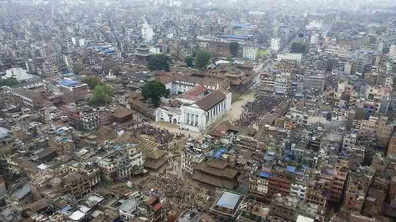 Indian media faces quake ire in Nepal