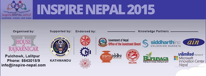Inspire Nepal 2015