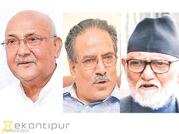 Major parties to hold talks with Morcha today