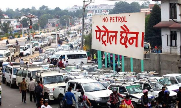 Kathmandu Fuel Crisis