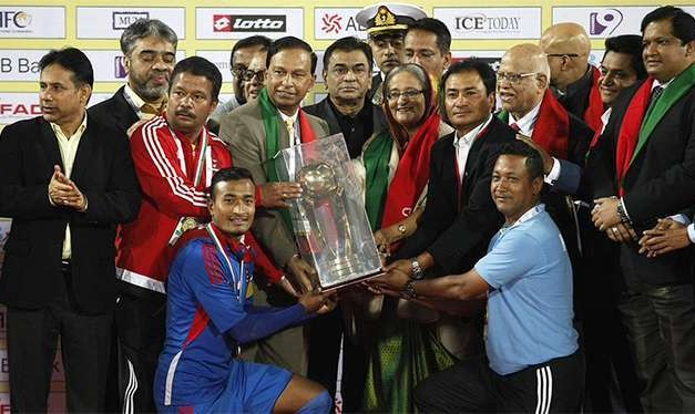 Nepal notches international championship after 23 years