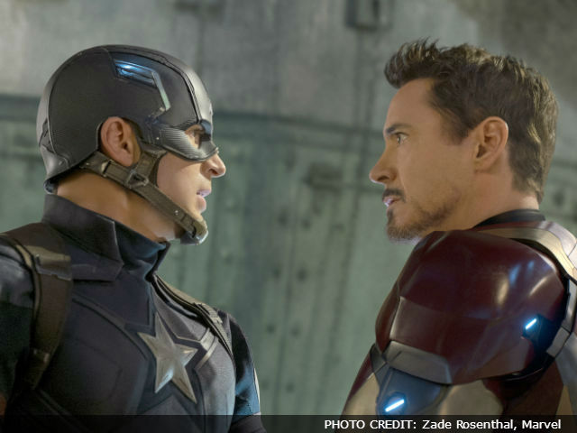 views Captain America: Civil War Movie Review