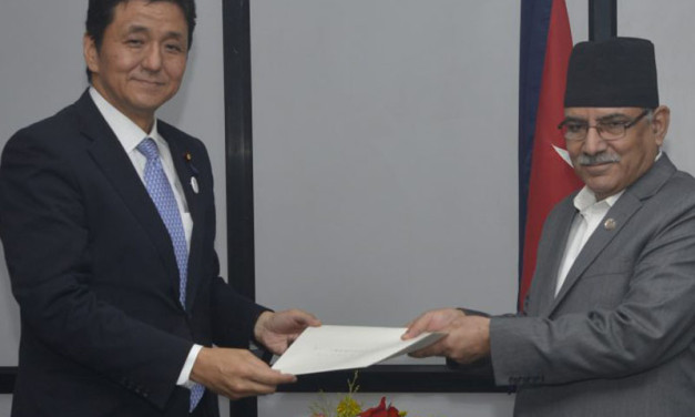 Japan extends grant assistance of Rs 1.83 billion to Nepal