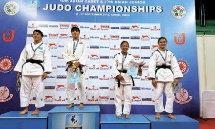 Khatri wins bronze in Asian Junior C'ship